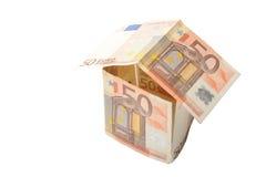 euro dom fotografia stock