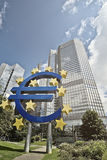 Euro ECB Stock Images