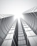 Euro- edifício Fotos de Stock