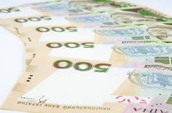 euro för 500 sedlar Royaltyfri Foto