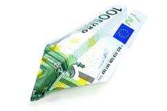 Euro fattura Immagini Stock