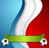 Euro Football Championship 2016 in France Royalty Free Stock Image
