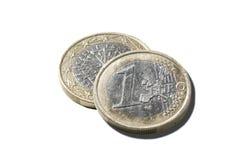 Euro Frankrijk Stock Afbeelding