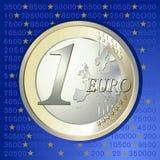Euro geld Vector Illustratie