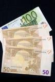 Euro geld Royalty-vrije Stock Foto