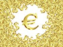 Euro grande Foto de archivo