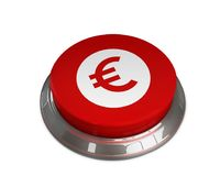 Euro graphisme Photo libre de droits