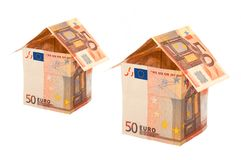 Euro house Stock Photos