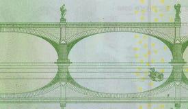 euro hundra en Royaltyfria Bilder