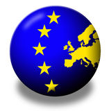 Euro icon Royalty Free Stock Images