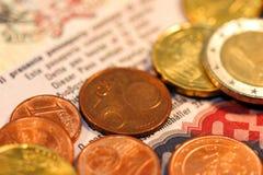 Euro III Stock Images