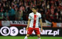 EURO 2016 Kwalifikacyjnych Round Polska vs ryps irlandia Obrazy Stock