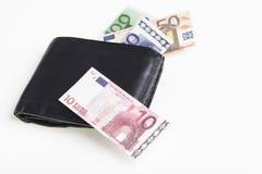 Euro loss Stock Photo