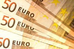 50 Euro Stock Image