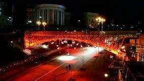 Euro maidan Memory days in Kiev, Ukraine, stock video