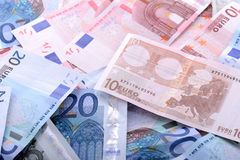 Euro maison images stock