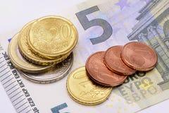 8,84 Euro minimum wage in Germany Royalty Free Stock Image