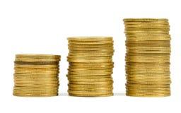 Euro moneta Zdjęcie Royalty Free