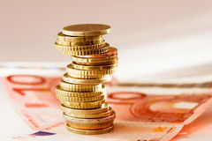 Free Euro Money Royalty Free Stock Image - 1991436