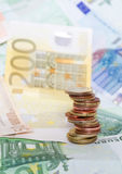 Euro money Stock Images