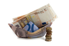Euro money Royalty Free Stock Image