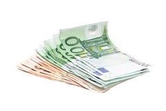 Euro money Stock Images