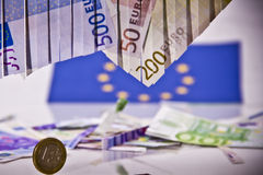EURO / Money Stock Image