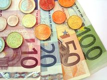 Free Euro Money Royalty Free Stock Image - 9572156