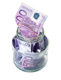 Euro money in Bootle Stock Photography