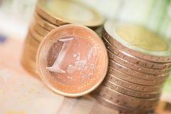 Euro Money Royalty Free Stock Image