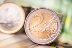 Euro Money Stock Photos