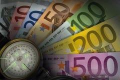 Navigating Financial Waters Royalty Free Stock Photography