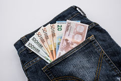 Euro money, Curency Stock Image