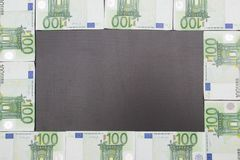 Euro money currency Stock Image
