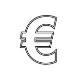 Euro Money currency Royalty Free Stock Images