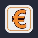 Euro money curreny Royalty Free Stock Photography