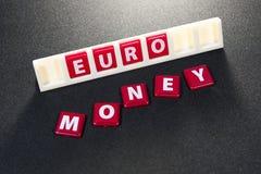 Euro money and economy Stock Images