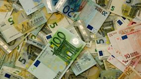 Euro money. Image of euro money, for business comunication Stock Images