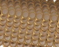 Euro mur Image stock