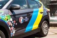 Euro 2016 Royalty Free Stock Image