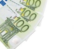 Euro- notas de banco. Fotografia de Stock Royalty Free