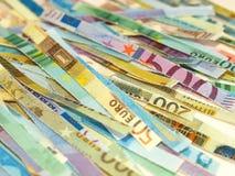 Euro note Royalty Free Stock Photo