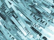 Euro note Stock Photos