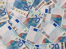 Euro notes Royalty Free Stock Image