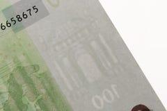 100 euro notes - image photo libre de droits
