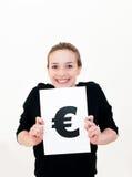 euro ocena Zdjęcia Royalty Free