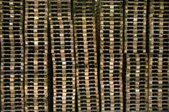 Euro pallet Immagine Stock Libera da Diritti