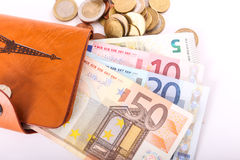 Euro, Paris Stock Photos
