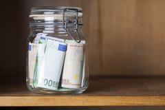 Euro préservé Photos libres de droits