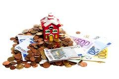 euro pression dessous Photographie stock libre de droits